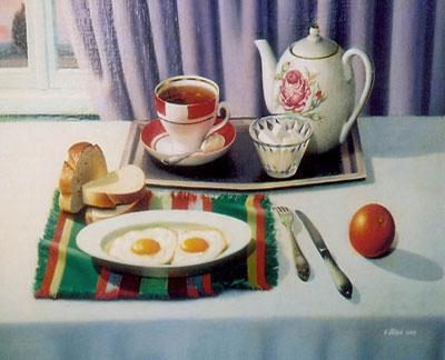 """Е.Павлов """"Чай."""""""