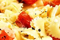 Салат по-милански. Итальянская кухня.