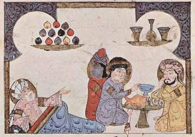 "Аль-Мухтар ибн аль-Гасан ибн-Бутлан ""Застолье врачей."""