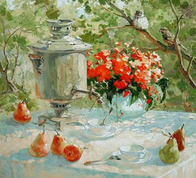 """М.Павлова """"Чай для двоих."""""""
