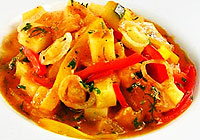 Овощное рагу по-французски.
