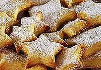 Песочное печенье по-венски.